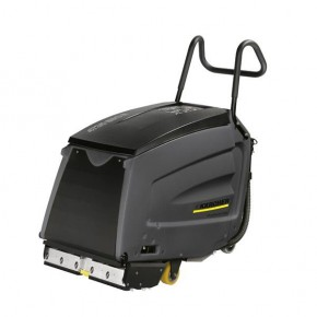 Curatitor de scari rulante BR 47/35 ESC - Masini de frecat-aspirat