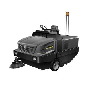 Masina de maturat-aspirat cu post de conducere KM 150/500 R LPG - Masini de maturat/maturat-aspirat