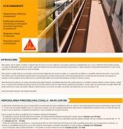 Balconul cu pardoseala rezistenta si hidroizolanta