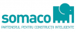 Fundatii, stalpi, grinzi prefabricate din beton armat - SOMACO