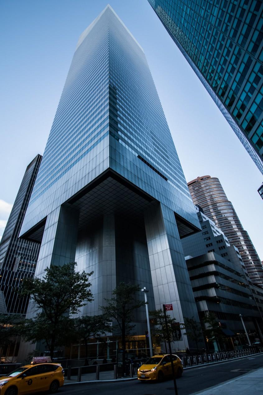 601 Lexington (anterior Citigroup Center), New York, 1977