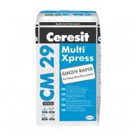 Adeziv flexibil rapid pentru placari ceramice si din piatra naturala - CM 29 Multi Xpress