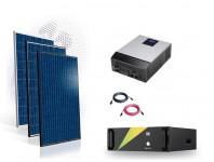 Sistem fotovoltaic Hibrid 9kw cu baterie LifePo