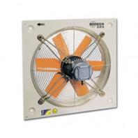Ventilator axial pentru montaj pe perete - model HCDF
