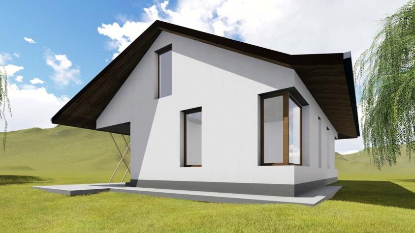 Casa Parter Mierlita  Bucuresti Sud AsiCarhitectura