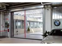 Poarta industriala cu deschidere rapida - SIATEC FLASH