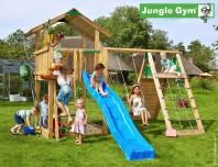 Complex de joaca - JUNGLE GYM CHALET CLIMB EXTRA