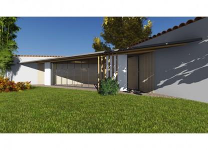 Foisor - Living in coltul gradinii 5  Buzau AsiCarhitectura