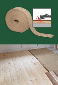 Izolatie naturala din fibre de canepa THERMO-HANF STEP