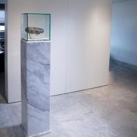 Soclu marmura Calacatta 33 x 33 x 122 cm PIATRAONLINE  DEC-7498