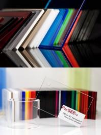 Avantaje plăci acrilice extrudate - PMMA XT - Plazcryl