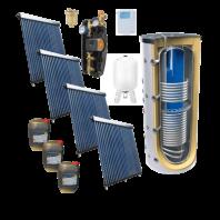 Pachet Solar C401 aport la incalzire