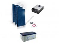 Sistem fotovoltaic Off-Grid 4kwp, productie medie 20kwh zi