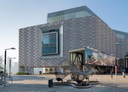 Renovarea și extinderea muzeului de artă din Hong Kong  Hong Kong EQUITONE