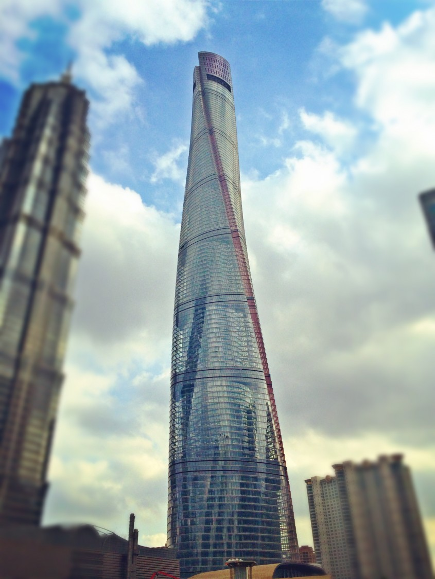 Shanghai Tower de Gensler (Shanghai, 2015)