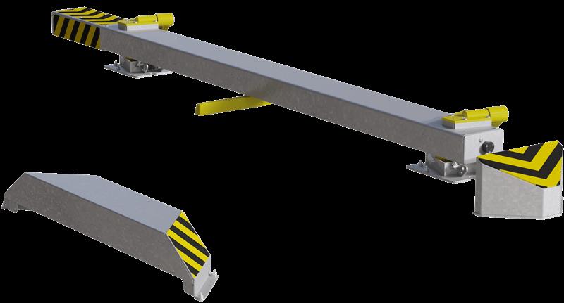 COMBILOK G2 – Sistemul automat de blocare a camioanelor în staţia de încărcare