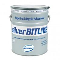 Lac asfaltic cu pastă de aluminiu - Silver Bitume VITEX  Silver bitume