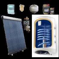 Pachet Solar C104 cu boiler monovalent