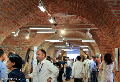 Iluminat led crama pt vinuri  Oradea ELECTRONIC INTERACTIV