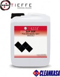 Solutie profesionala pentru curatat piele naturala si ecologica, concentrata - TIEFFE SOF SOF