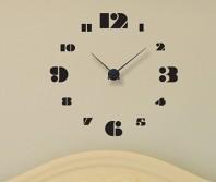 "Sticker tip ceas de perete ""Clasic"""
