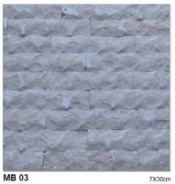 Piatra naturala MB03 7×30 cm