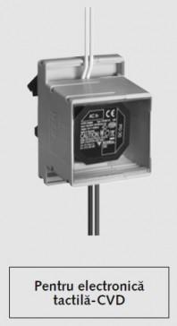 Unitate de retea cu sina SCHELL electronica tactila - CVD 100 - 240 V 50 -