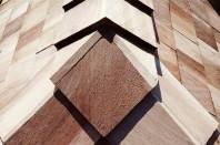 Șindrilă din lemn de cedru rosu pentru acoperis Western Red Cedar