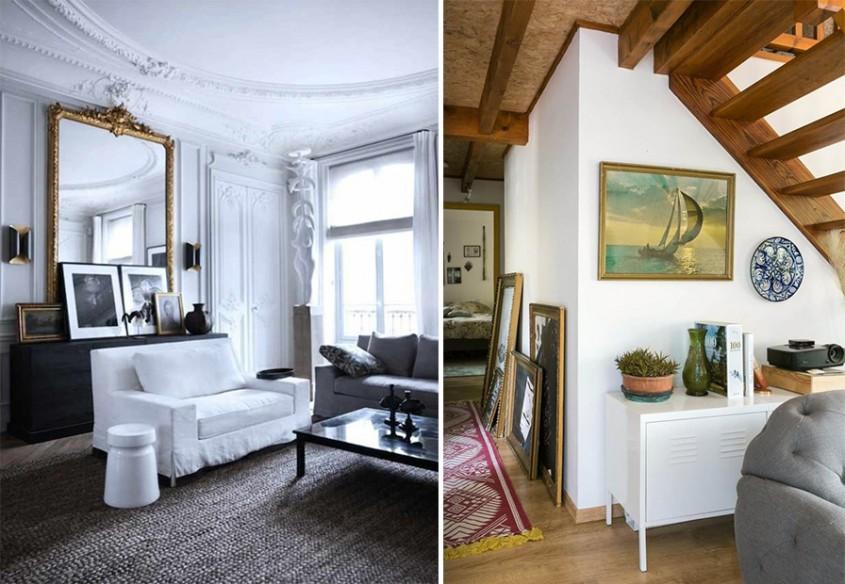 Cum să-i dai locuinței tale acel <i>je ne sais quoi</i> parizian