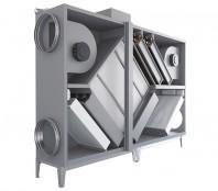 Unitate de ventilatie DUPLEX Basic