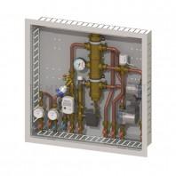 Module de contorizare pentru circuite de incalzire / racire si circuite sanitare - TECHNO SEP