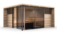Sauna modulara design Panorama