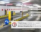 Tritech Group a instalat sistemul ce gestionează parcarea de la Băneasa Shopping City, București