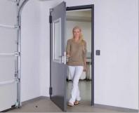 Usa de interior pentru accesul din garaj in locuinta - H3D