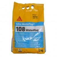 Sika Monotop® 108 Waterplug - Mortar de stopare a infiltratiilor de apa, cu intarire rapida
