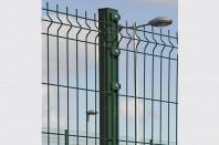Triton - panou bordurat pentru gard