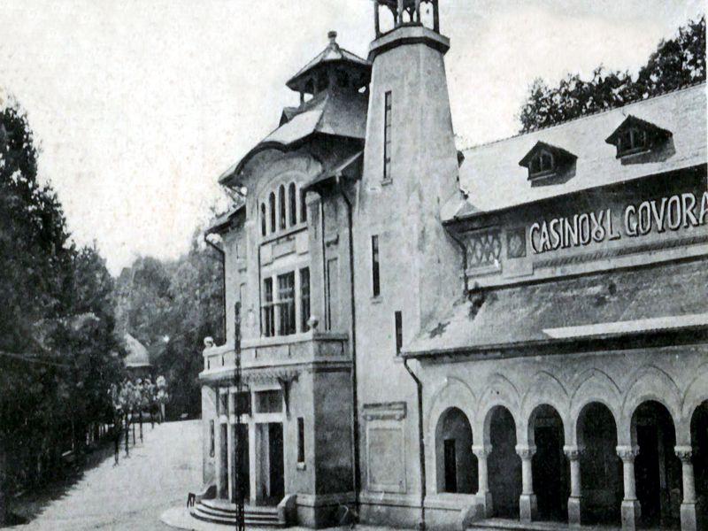Cazinoul Govora