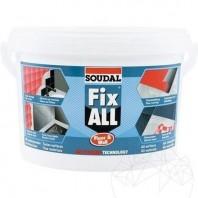 Adeziv ardezie flexibila - Soudal FIX ALL - 4 kg Weber Saint Gobain Romania  APN-4371