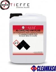 Detergent profesional pentru masini de spalat pahare - TIEFFE ALCAVETRO HW SPN
