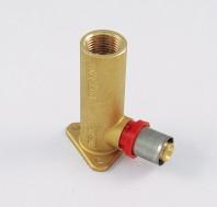 Racorduri de presare pentru tub multistrat - 1656XL