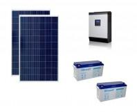 Sistem fotovoltaic Poweracu Off-Grid 0.5kw