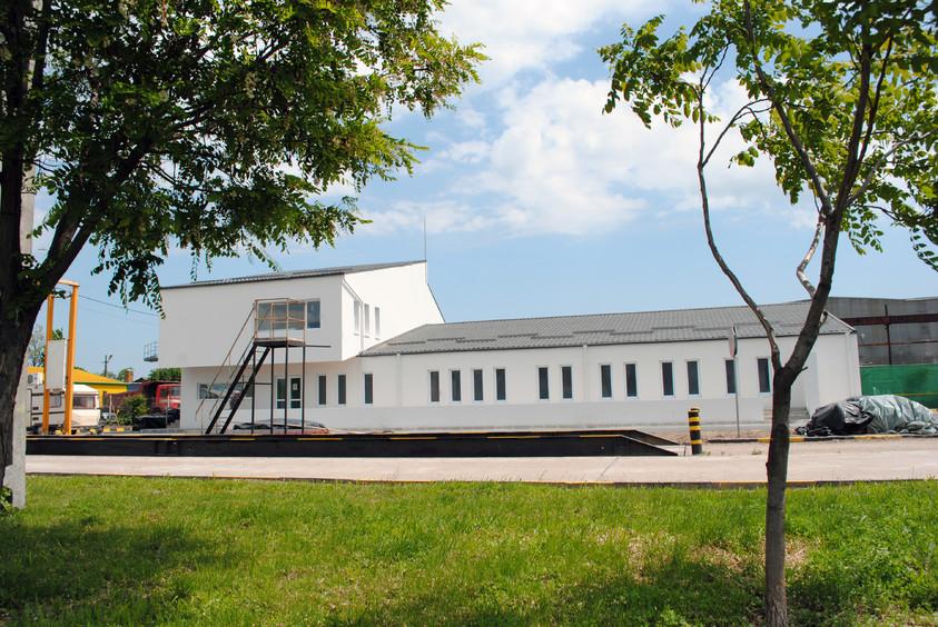Vestiare pentru angajatii fabricii de pulberi metalice - Buzau 01.10  Buzau AsiCarhitectura