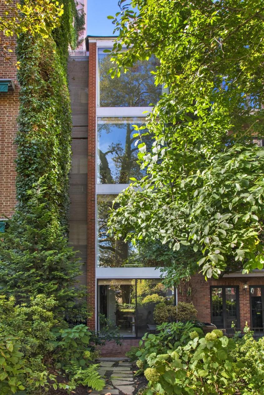 Cum arată casa unui arhitect legendar