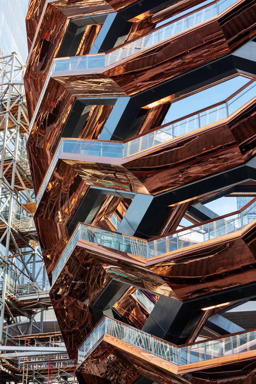 """""""Turnul Eiffel de New York"""": 2.500 de trepte în inima unui viitor cartier mamut"""