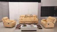 Canapele din piele cu recliner - NANCY