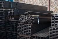 Teava metalica rectangulara