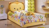 Pat pentru copii - TEDDY BEAR