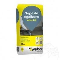 Sapa de egalizare - Weber D10 - 30kg Weber Saint Gobain Romania  APN-2520