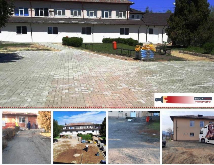 """Liceul Tehnologic """"Petre Ionescu Muscel"""" din comuna Domnești (judeţul Argeş)"""