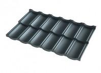 Ţigla metalică modulară pentru acoperiş Moderno